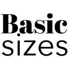■ Basic Sizes